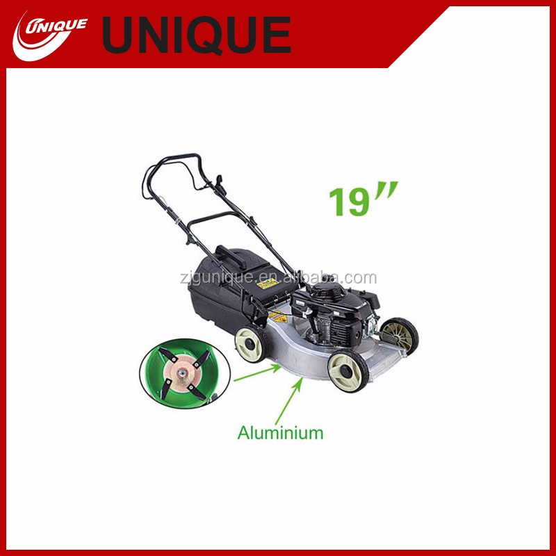 Hot sale high quality self-propelled gasoline 1.5L lawn mower