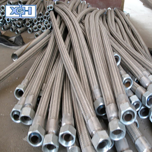 Professional used Factory direct sale flexible galvanized metal hose making machine