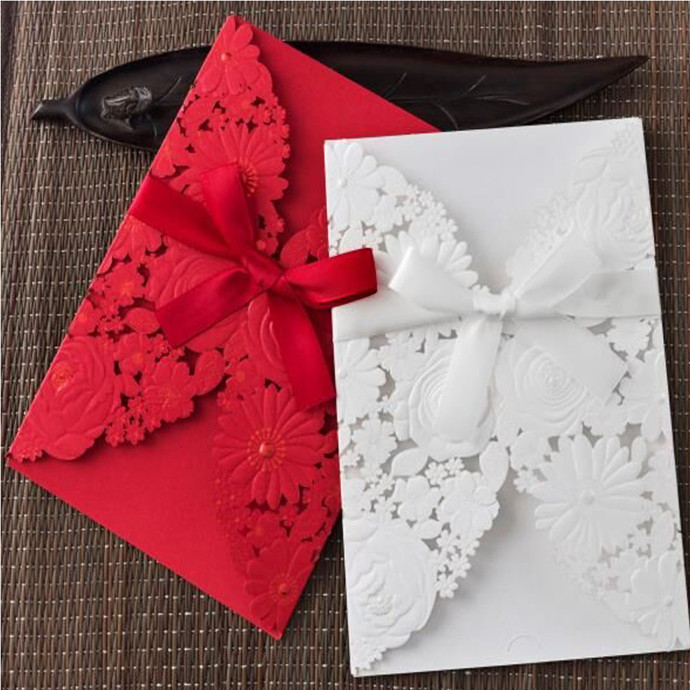 Attractive Hardcover Wedding Invitations Wholesale Image Collection ...