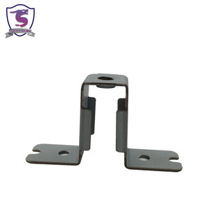 stamping metal mounting shelf u shaped wall bracket