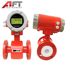 High precision 50 mm specifications water flow meter