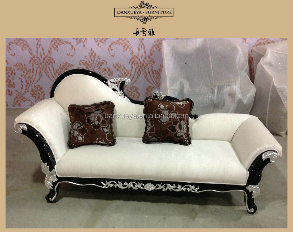 Solid wood frame throne sofa , classical sectional sofa , french ...