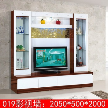 Wood Led Tv Wall Units Designs 019 Modern Tv Wall Unit Buy - modern led tv wall designs