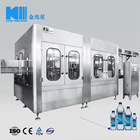 Automatic Sachet and Bottle Water Production and Packaging Machine