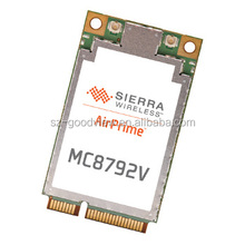 new and 100% original products Sierra wireless AirPrime module wcdma 850/900/1800/1900mhz HSPA MC8792V