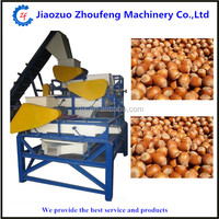 specialized shelling sheller machine for peach seed nut