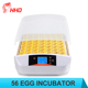 2018 Hot Selling HHD Chicken Egg Incubator Fan CE Marked for Sale YZ-56A