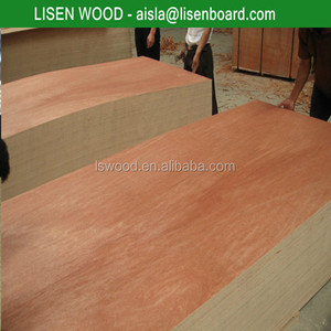 Combi Core Bintangor Plywood for Construction , Marine Waterproof Plywood Sheet
