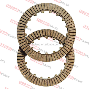 motorcycle clutch disc CD70 better than japan used for 40,000KM