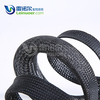 VW-1 Black flexible hose PET Polyester Expandable braided sleeving