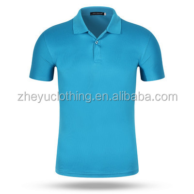 2018 customized sports club polo short sleeve advertising cotton polo t shirts
