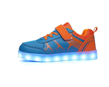Comfortable and Non-slip glow kids shoes led kids shoes