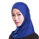 2016 Factory Cheap arabic malaysia Solid muslim hijab inner scarf indonesia