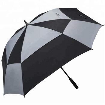 Extra Large Golf Umbrella Double Canopy