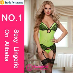 6d1d933f599 Emerald Green Lingerie