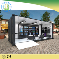 Foshan trading container house 2017
