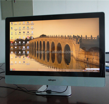 Magnificent 21 5 Inch Ultra Thin White High Quality Very Cheap Used Desktop Computer Buy Used Desktop Computer Cheap Touch Screen All In One Pc Used All In One Download Free Architecture Designs Scobabritishbridgeorg