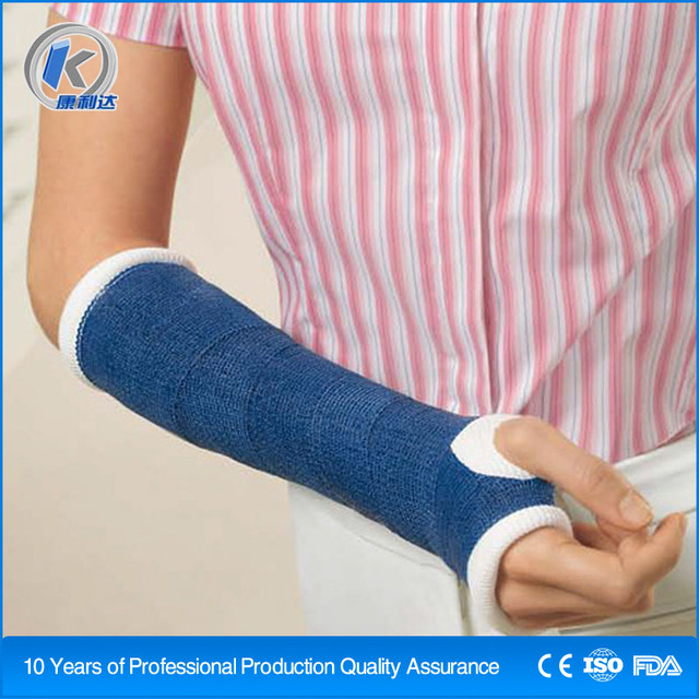 Low Price Orthopedic Plaster Fabric Bandage Medical Fiberglass Casting tape