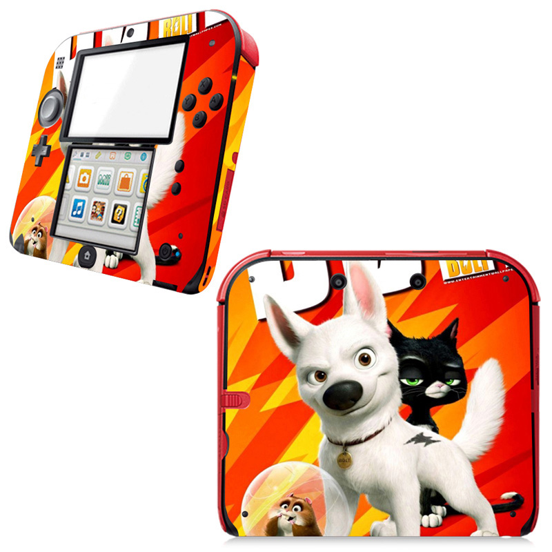 Protective Speical Design Skin Sticker Vinyl decal for Nintendo 2 DS