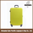 ABS voyage bagages Alibaba chine abs ensembles de bagages abs chariot bagages