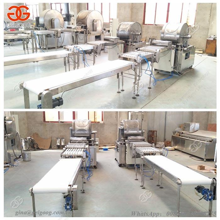Comercial rollo de primavera envoltura máquinas Lumpia pastelería de Etiopía Injera que hace la máquina para la venta