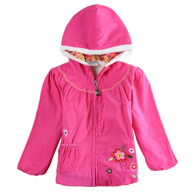Girl Children Outerwear Cute Coat for Girls Winter Nova