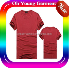 25% Cotton 25% Rayon 50% Polyester Tri Cotton Blend T Shirts