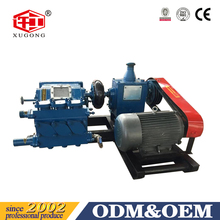 Drilling Field Single Acting Triplex Mud Slurry Pump