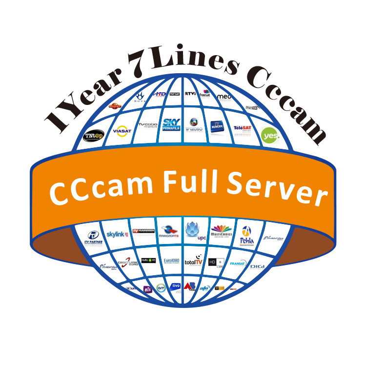 IPTV Italia with 30 Countries 3900 live and cccam server line cccam europe cccam account