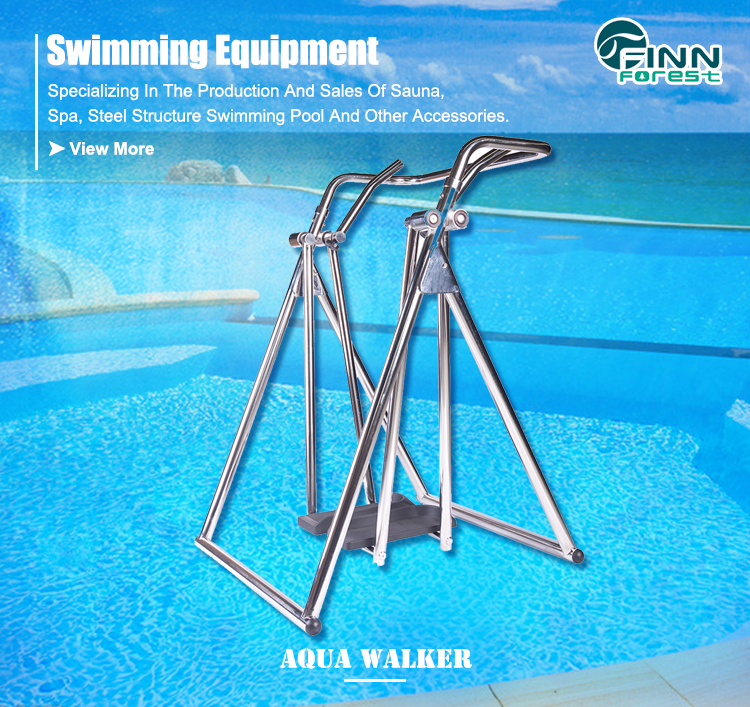 Water Faery 304 316 Stainless Steel Aquatic Fitness Equipment Walker