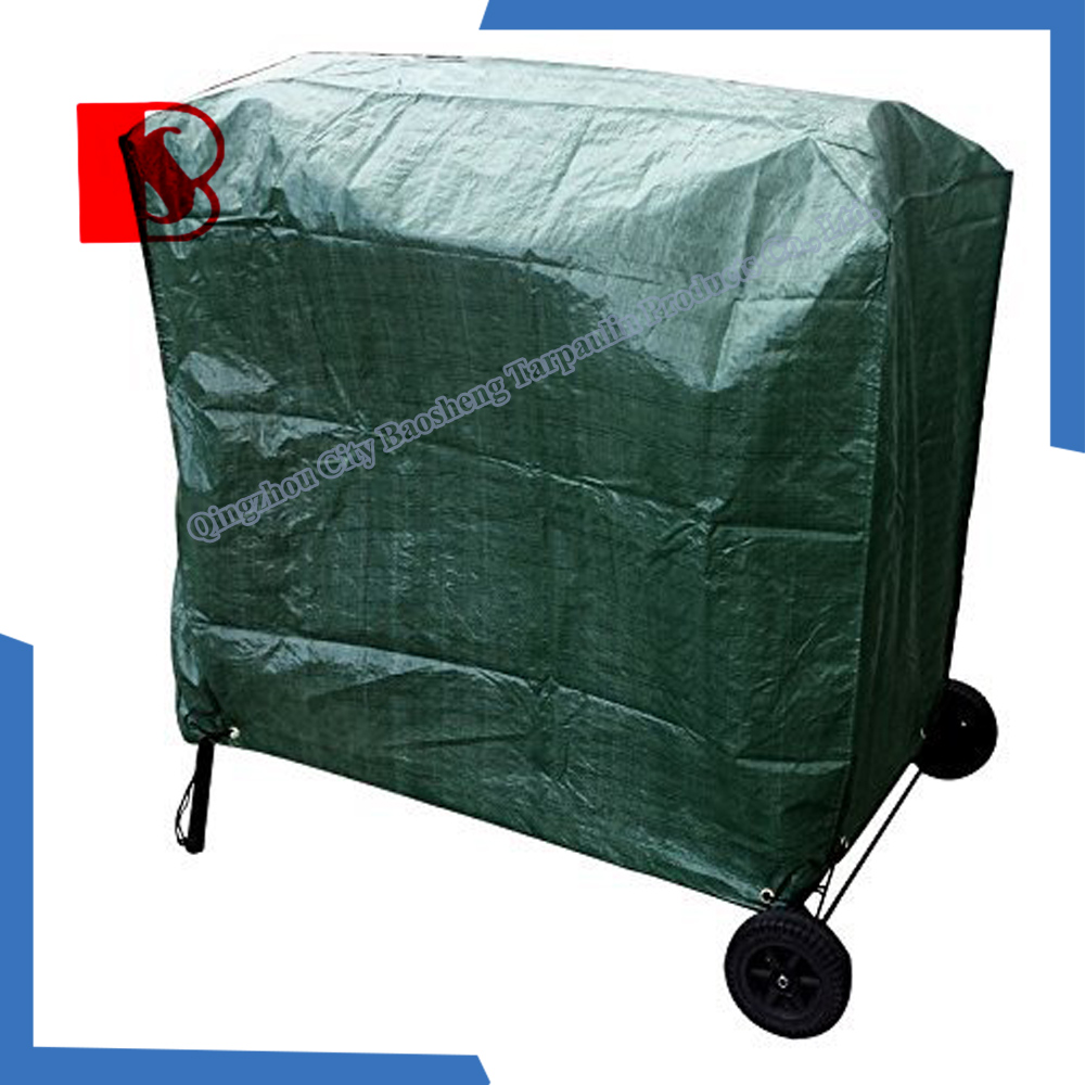 Pe barbecue cover, designer bbq covers