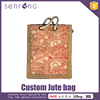 Decoration Jute Bag Mini Jute Bag