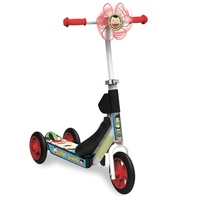 Handle Grip Adjust Safe and Reliable Three Wheel Baby Scooter