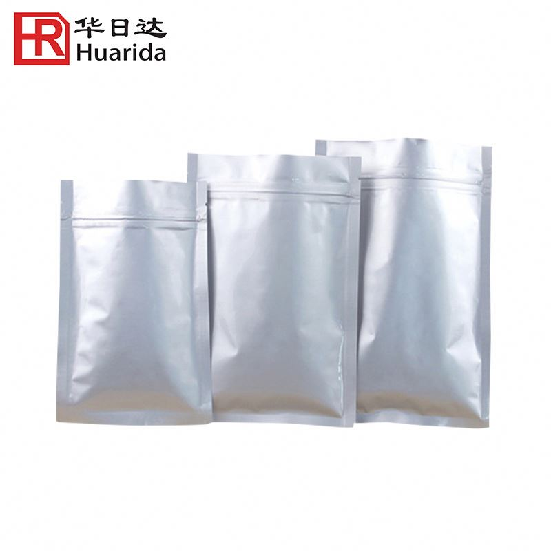 esd sachet plastic coated aluminum foil bag for spice herbs packing