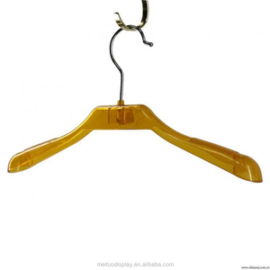 bulk plastic expandable skirt/clothes hanger