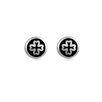 Gi8 010 Round Earring Stud For Man Boy In Sterling Silver Fine Jewelry Buy Studs And Boys Earrings For Boys Make Earring Studs Sterling Silver Fine