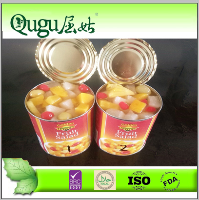 new crop wholesale fruit cocktail Canned in syrup