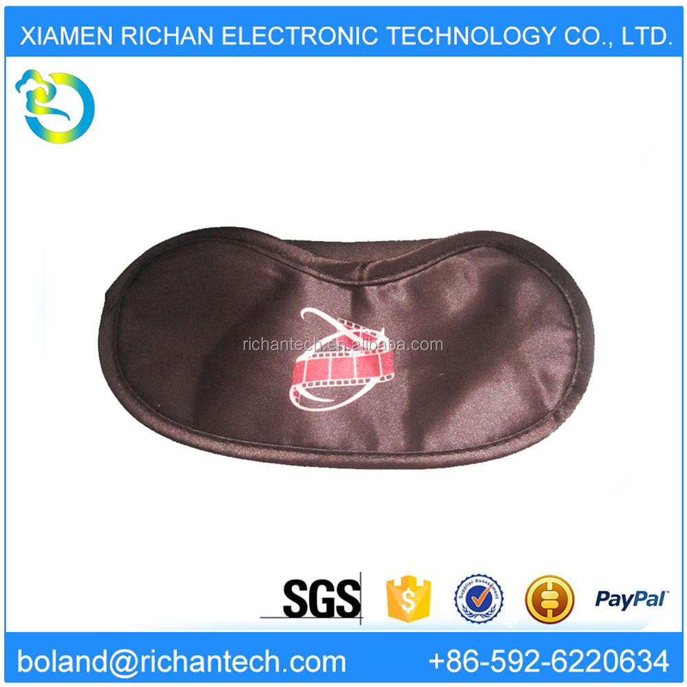 Customized Printing Logo Sex Toy Accessories Eyeshade Blinder Pack Sleep Mask