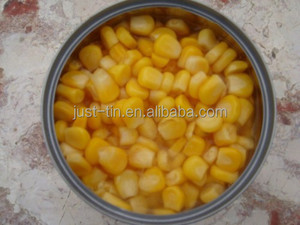 canned food best sell product organic canned sweet corn