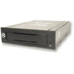 "Cru Acquisitions Group, Llc - Cru Data Express 115 Carrier - 1 X 3.5"" - 1/3H Internal Hot-Swappable - Sas - Internal - Black ""Product Category: Accessories/Drive Cabinets"""