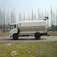 Hot sale factory direct price bulk feed mixing truck