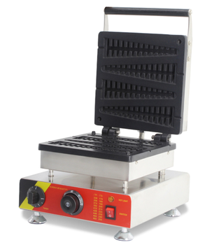 new ice cream snapper burning equipment/ waffle maker/ waffle making machine