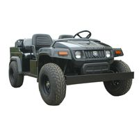 Modern design lower price 48V electric military vehicles