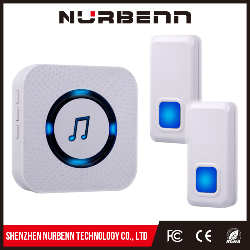 alibaba China custom cheap Sound Voice Wireless doorbell Most advanced