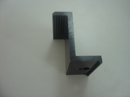 PV solar Z-clamp for solar mounting system