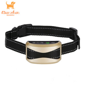 Best service shock anti barking collar and vibration no bark dog safety water resistant