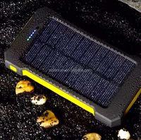 Cheap, light,stylish, Solar Mobile Power Bank USB 5000-30000mAh Solar Battery Panel Charger Solar Power Bank