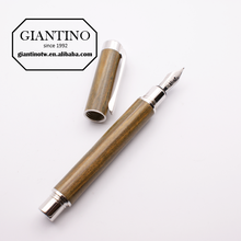Novelty Metal Wood Fountain Pens