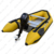Cheap price zodiac inflatable boat with electric outboard motor