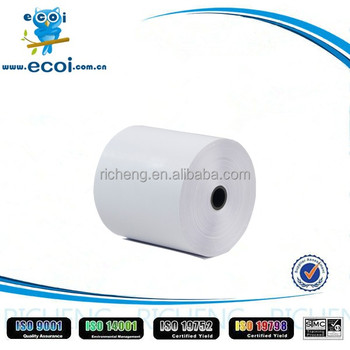 POS thermal paper rolls Thermal cash register paper roll for POS receipt printer machine